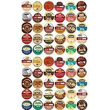 60 Cup Devine DESSERT Flavored Coffee Sampler! Spiced Rum Cake, Italian Rum Cake, Pumpkin Pie, Cinnamon Roll ++ Delicious! 30 UNIQUE Flavors!