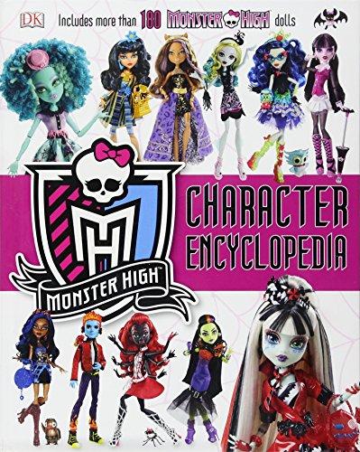 Monster High Character Encyclopedia
