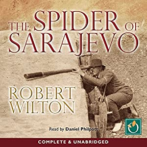 The Spider of Sarajevo Audiobook
