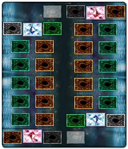 Inked Playmats ペンデュラムサモン 2プレーヤーマット インク入り ゲーム ゲーム MTG ポケモン & 遊戯王マジック ザ・ギャザリング TCG ゲームマット