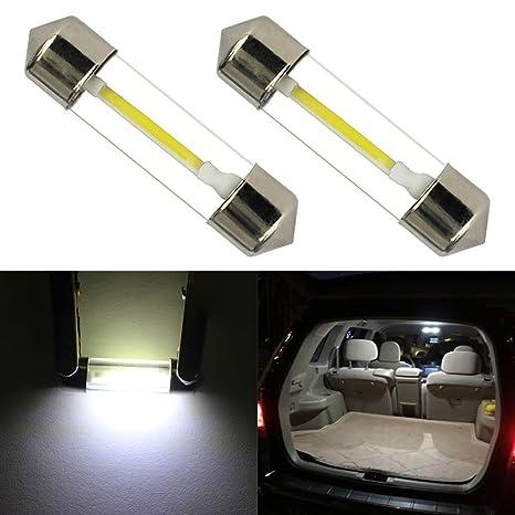 Amazon.com: TABEN - Juego de 2 bombillas LED de 1.220 in con ...