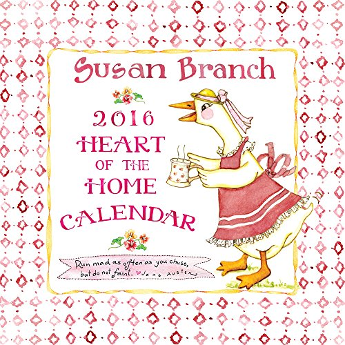 2016 Susan Branch Wall - 2015 Wall Calendar With Quotes