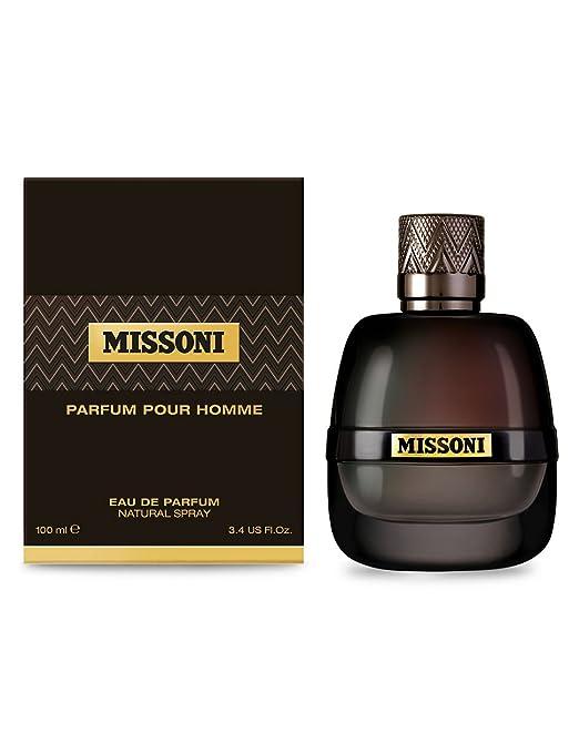 Amazoncom Missoni Pour Homme Men Cologne 34 Oz 100 Ml Eau De