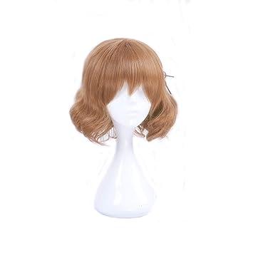 0f512facac Amazon.com: Blend S Cosplay Wigs Maika Sakuranomiya Kaho Hinata ...