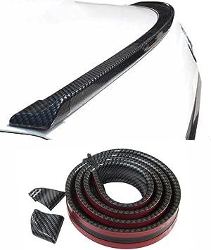 Kofferraumspoiler Heckspoiler Spoiler Lippe Carbon Schwarz Für Viele Fahrzeuge Auto