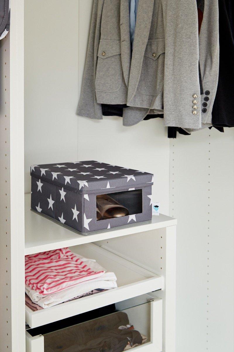 Amazon.de: STORE.IT 670940 Schuhbox mit Sichtfenster, Schrank ...