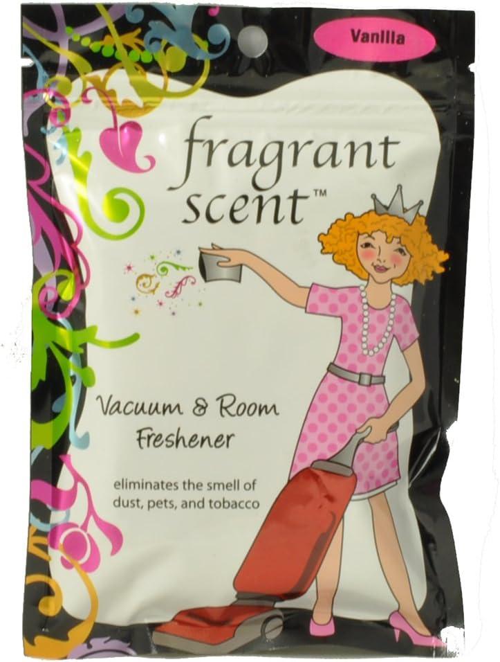 Fragrant Scent Vacuum Cleaner Crystals Vanilla Scent