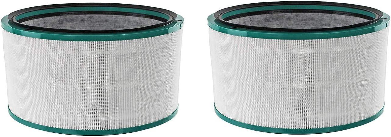 LongRong 2 filtros para Dyson HP01 HP02 HP03 DP01 DP02 DP03 ...