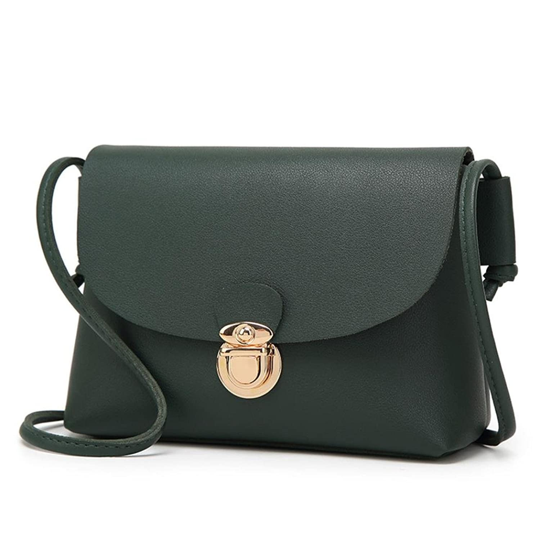2017 New Fashion Women Bag ONEMORES(TM) Leather Crossbody Satchel Handbag