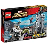 LEGO Super Heroes - The Hydra Fortress Smash (76041)