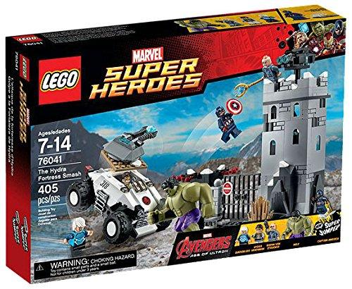Marvel Super Heroes Avengers Fortress