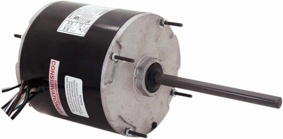 A.O. Smith FEH1028S 1/4 HP, 850 RPM RPM, 850 volts Volts, 0.75 Amps, 48 Frame, Ball Bearing Condenser Motor
