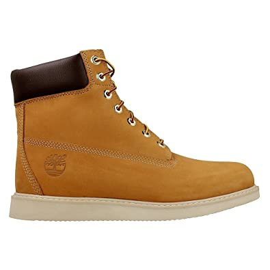 Latest styles Timberland Newmarket 6 inch Wedge Boot Yellow