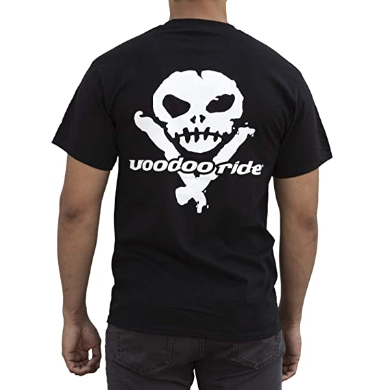 Amazon.com: Voodoo Ride VRS-Black-XXL T-Shirt: Automotive