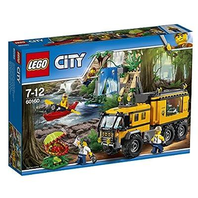 City Jungle - Jungle Mobile Lab: Toys & Games