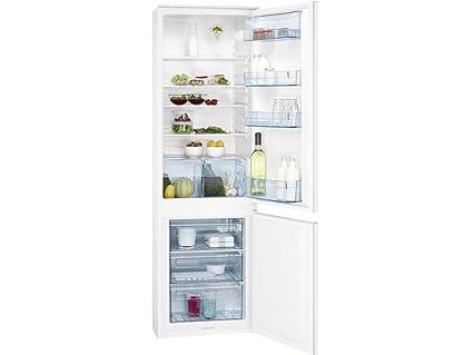 Aeg Kühlschrank Gefrierkombination : Aeg scs s einbau kühl gefrier kombination amazon elektro