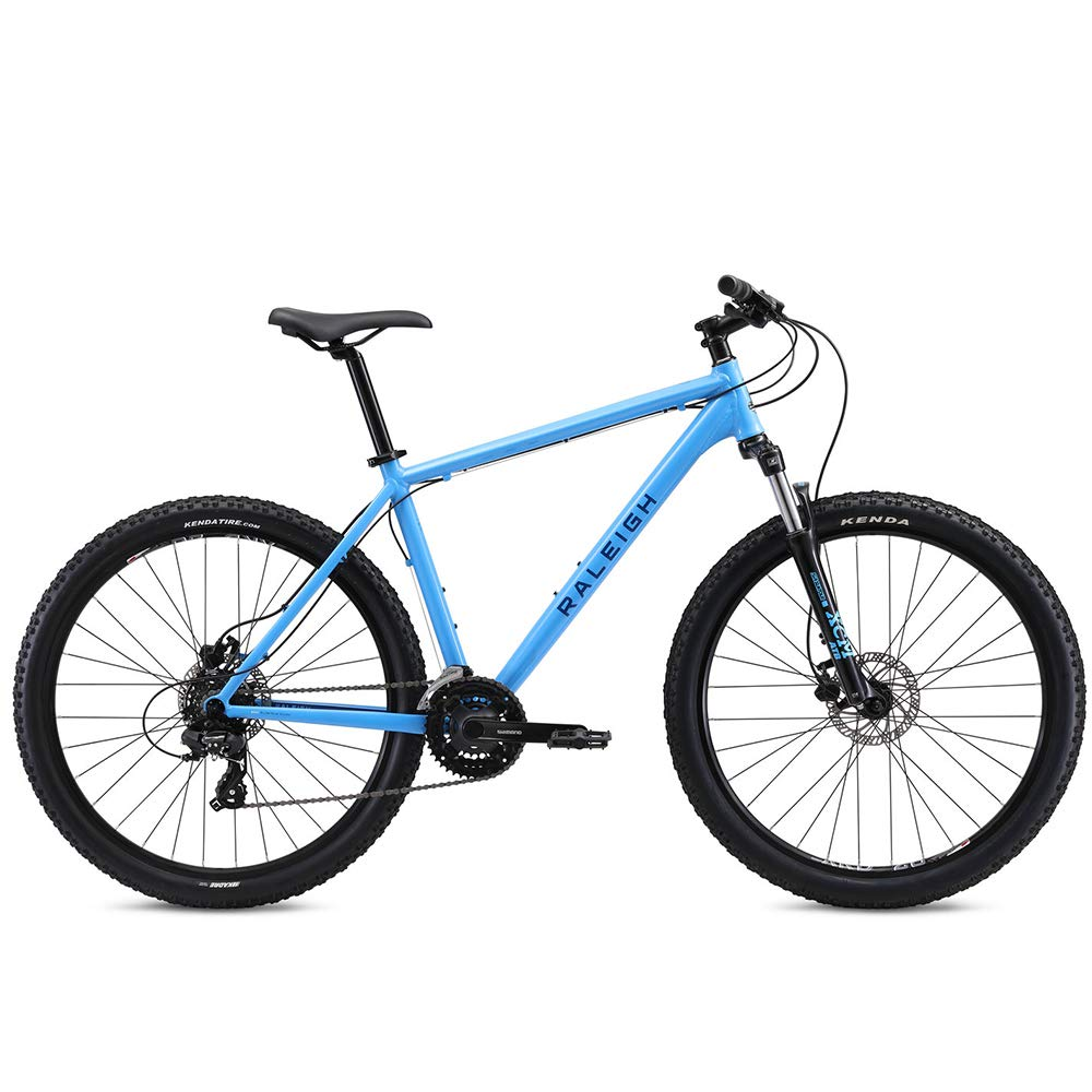 Raleigh 2018 Talus 3 マウンテンバイク ブルー B07HNVHL8L  ブルー Medium