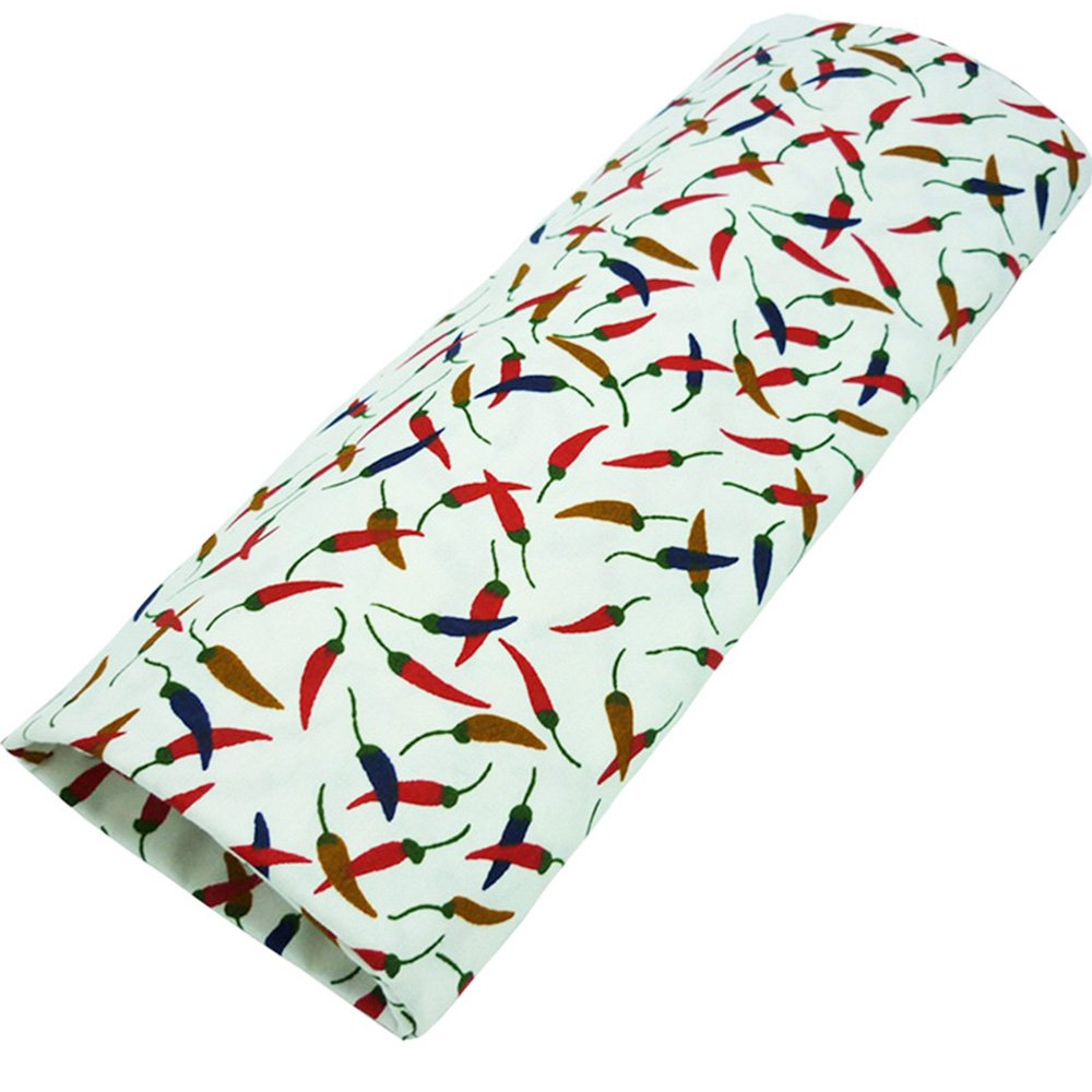 Fruit Kiwi Print Cotton Fabric by The Yard, 39 x 63 (1.09 x1.75 Yards) Hanjunzhao