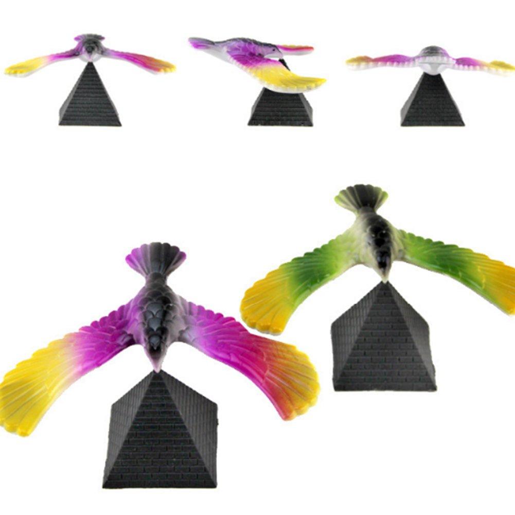 1pc Ruiting Grand Oiseau /Équilibrant: 6.5 Envergure Couleurs Vary D/émo Jouet ou Physique