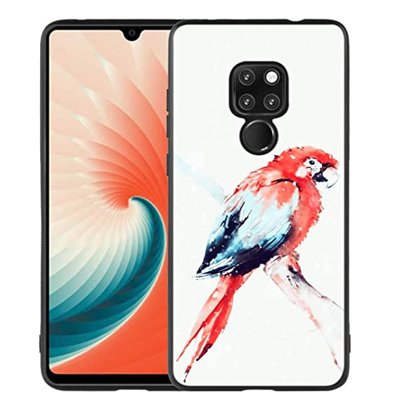 Amazon com: Parrot Case for Huawei Mate 20 Cases Parrot