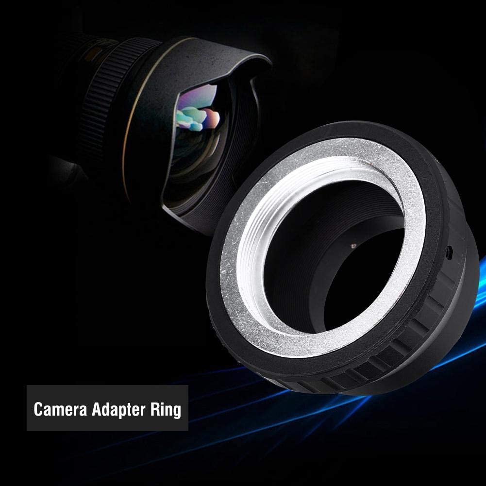 Full Alloy Lens Adapter for Mirrorless Camera Body Manual Adapter Ring W//Spanner Taidda Manual Adapter Ring