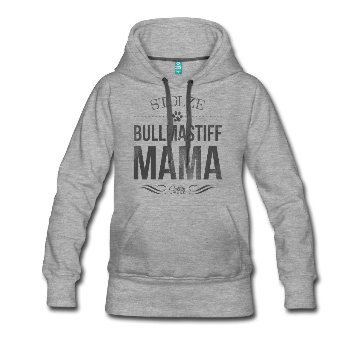 Fußball Mama Frauen Premium Hoodie von Spreadshirt®