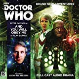 Doctor Who Main Range 211 and You Will Obey Me (Big Finish Doctor Who)