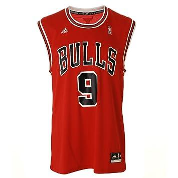 adidas - Gorra del Equipo de Baloncesto de la NBA Chicago Bulls ...