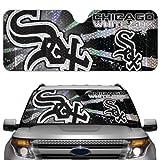 MLB Chicago White Sox Auto Sun Shade Windshield