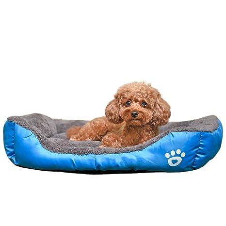 PAWZ Road Camas Cama ortopédica para Perros Colorido cojín del Animal doméstico Perro Gato salón sofá