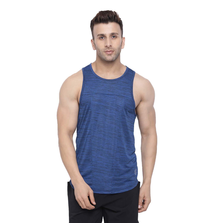 CHKOKKO Sleeveless Gym and Sportswear Tank Tops Sports Tshirt or...