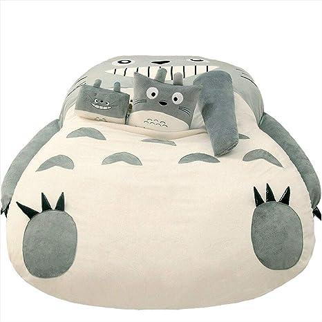 Wdj Perezoso Cama Totoro sofá Dibujos Animados Tatami ...