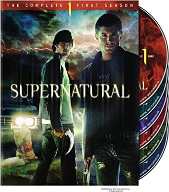 Amazon com: Supernatural: Season 1: Jared Padalecki, Jensen