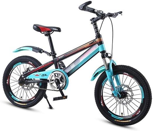 DYFYMXBicicleta niño Bicicleta de Pedal Bicicleta for niños Estudiante Bicicleta de montaña al Aire Libre Ciudad Buggy Bicicleta niño niña Bicicleta Ejercicio Seguro para niños y niñas. (Color : C): Amazon.es: Hogar