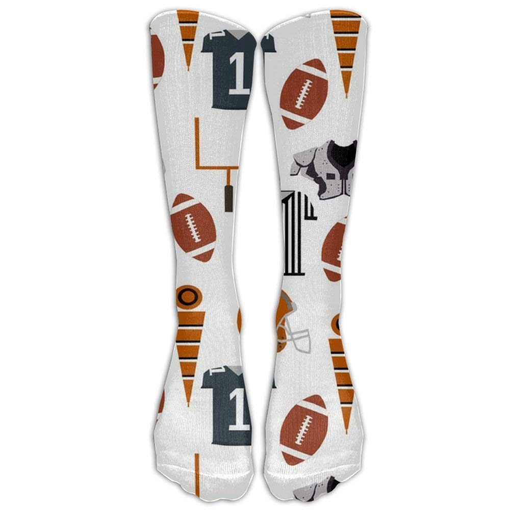 UT Longhorns Texas Football Youth Boys Girls Crew Socks Thin Socks Casual Socks For Daily Life Cosplay,One Size
