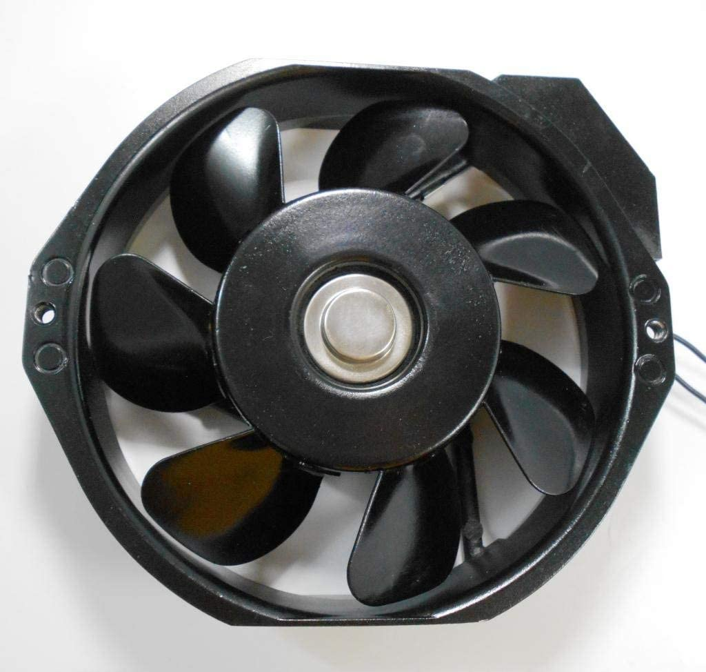 for 5915PC-20W-B20-S11 200V17238 Full Metal Iron Leaf Fan