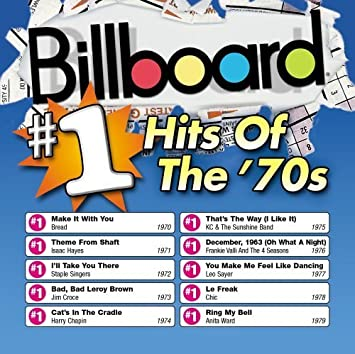 Billboard #1 Hits of the 70's by Billboard #1 Hits of the