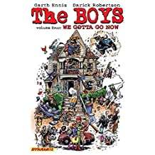The Boys Vol. 4: We Gotta Go Now (Garth Ennis' The Boys)
