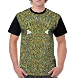 quilter flannel - Sister Home Men Tribe Mysterious Eyes Cool Raglan Undershirt For Athletes