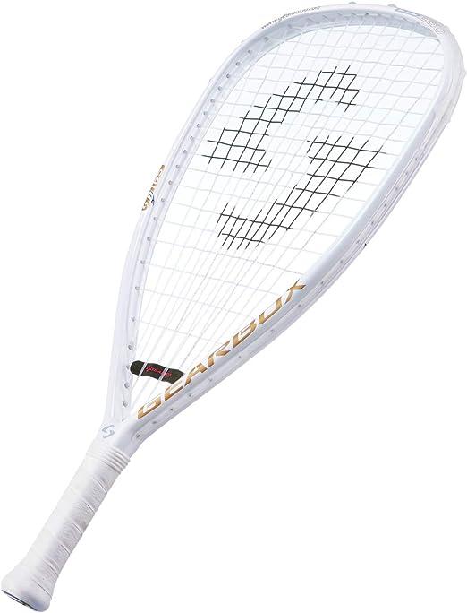 Amazon.com: Gearbox GB 250 - Raqueta de racquetball (165Q ...