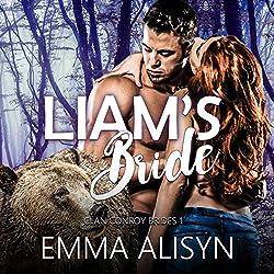 Liam's Bride: BBW Bear Shifter Romance