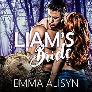 Liam's Bride: BBW Bear Shifter Romance Audiobook