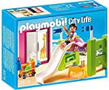 PLAYMOBIL Children´s Room with Loft Bed and Slide