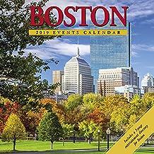 Boston 2019 Wall Calendar