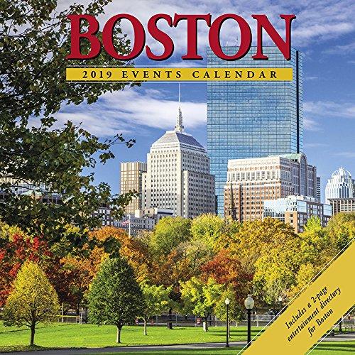 Wall Boston Usa (Boston 2019 Wall Calendar)
