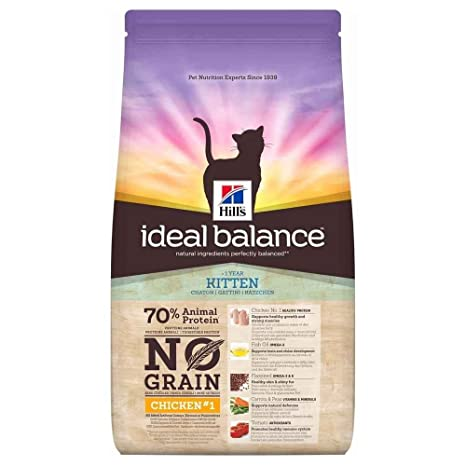 Hills hill S - Pienso ideal Balance no grano Kitten AU ...