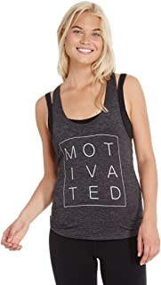 product image for good hYOUman Women's Jessica Athletic Racerback Tank