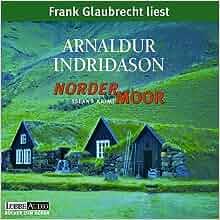 Nordermoor. 4 CDs: Arnaldur Indridason: 9783785713976