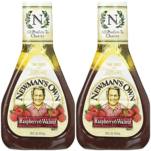 Newman's Own Raspberry Dressing - 16 oz - 2 pk