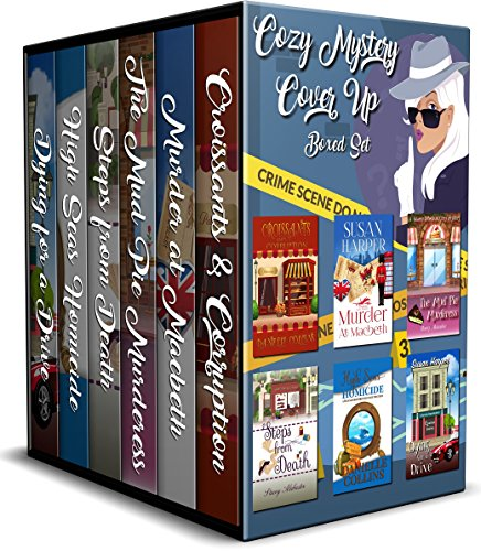 Cozy Mystery Cover Up Boxed Set cover